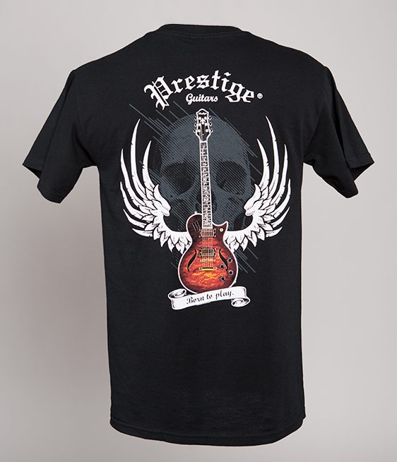 Prestige Born To Play Shirt Back