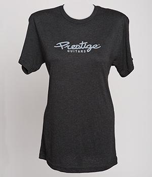 Ladies Vintage Logo Prestige Guitars Tshirt