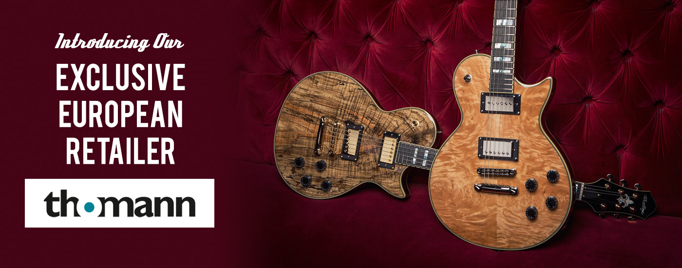 Thomann Guitars - Prestige Guitars European Retailer