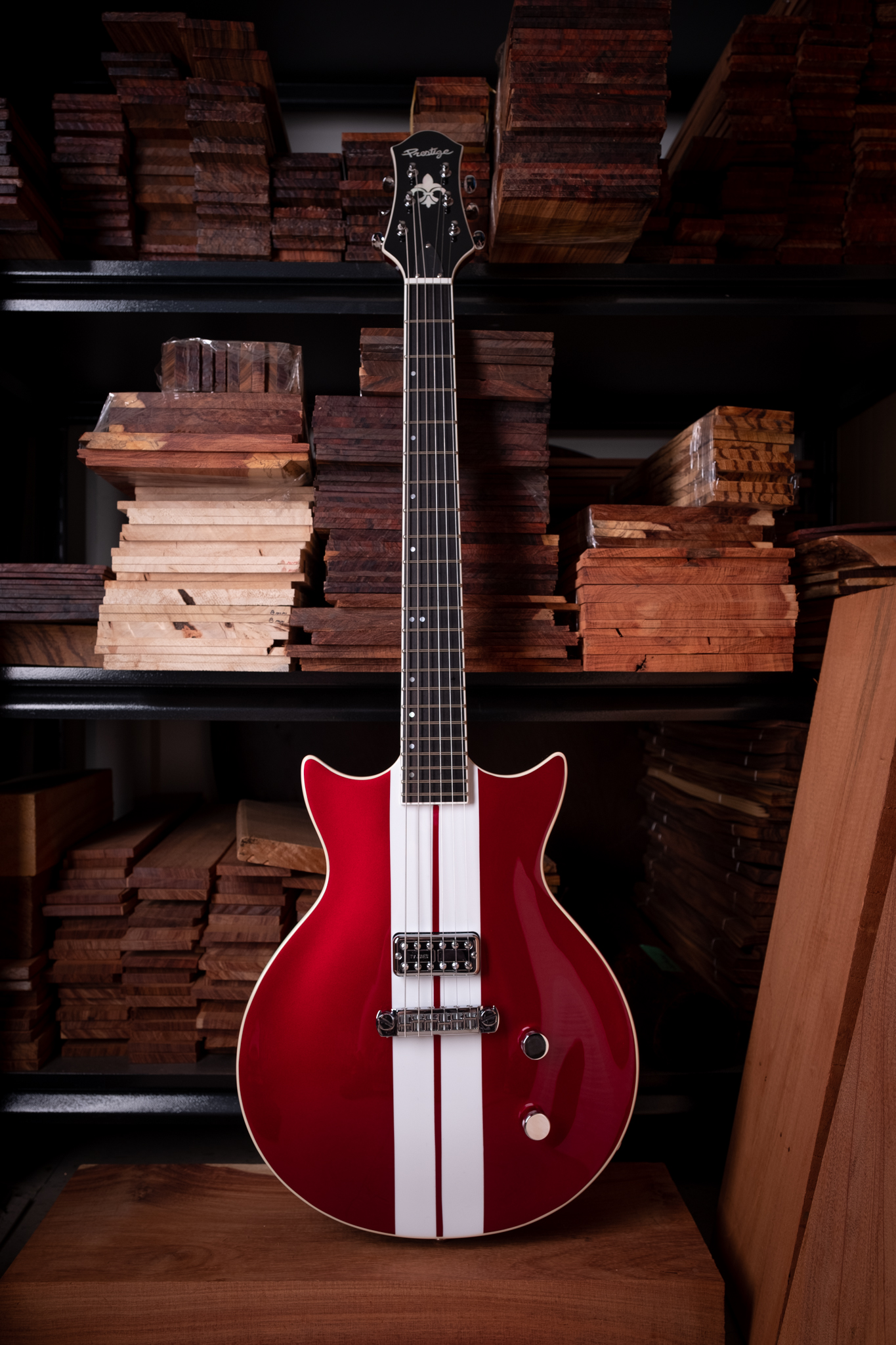 Custom Shop DC Coupe ACE GT Red